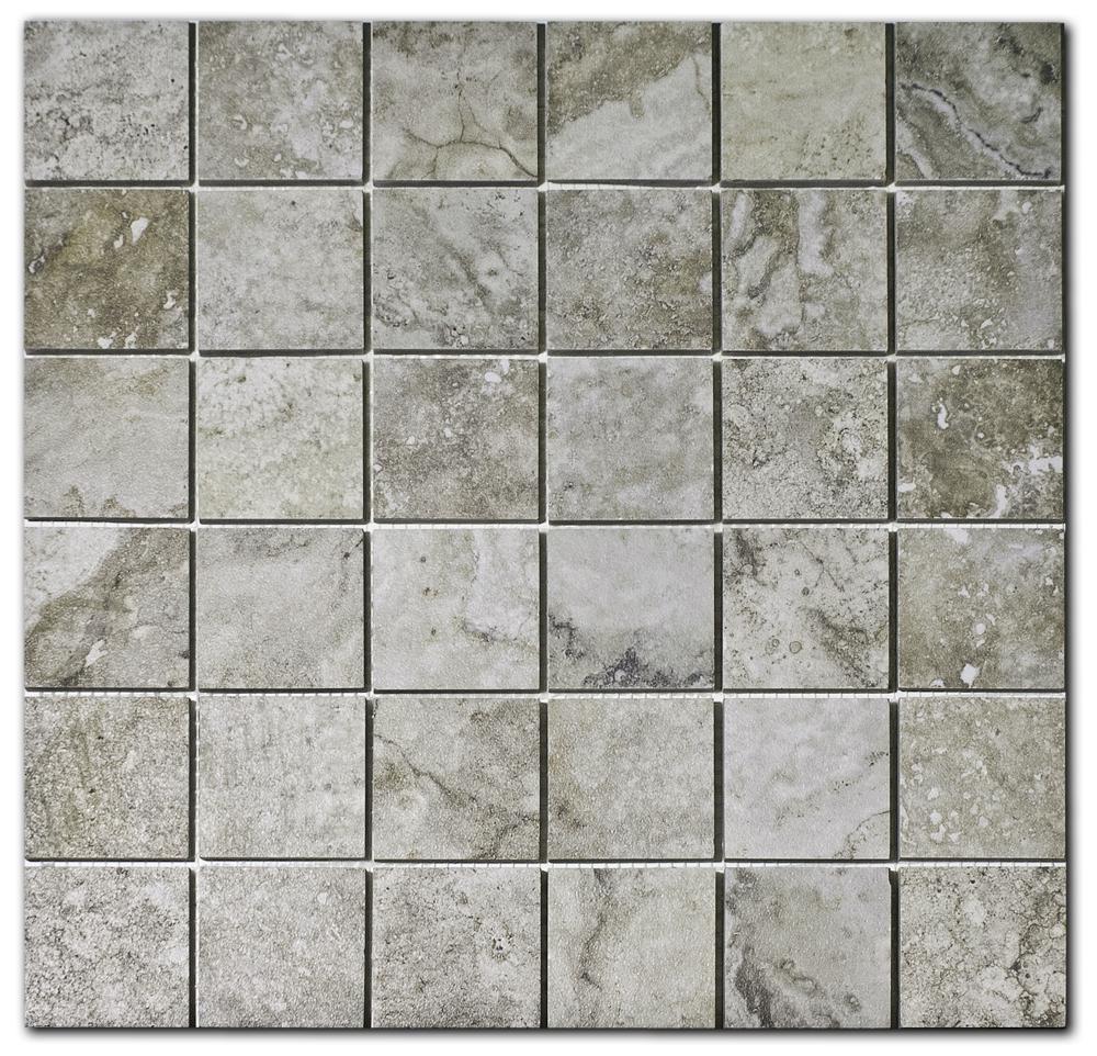 5x5 Brescia Mosaik Grå FREESE & BRUNO