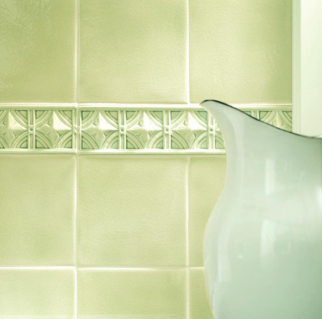 6x26 corleto dekorlist grönt freese & bruno