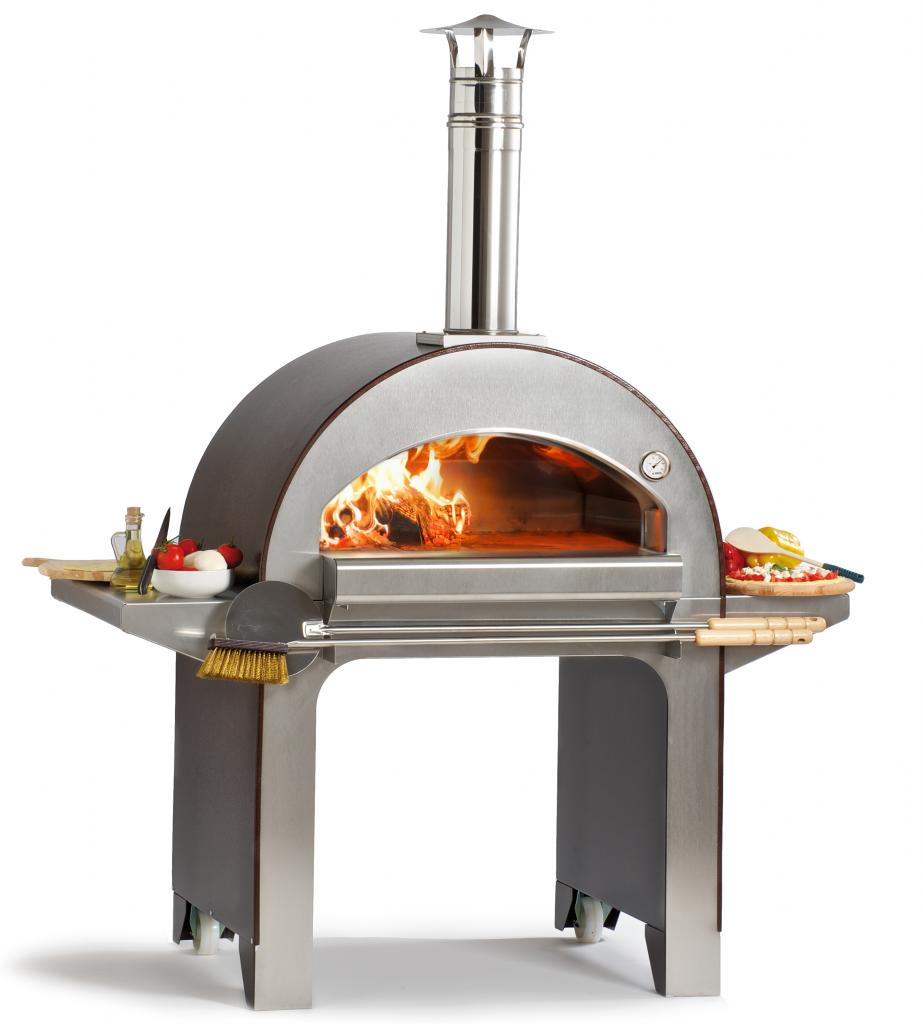 Forno 4 pizze fr n freese bruno for Forno a legna 4 pizze