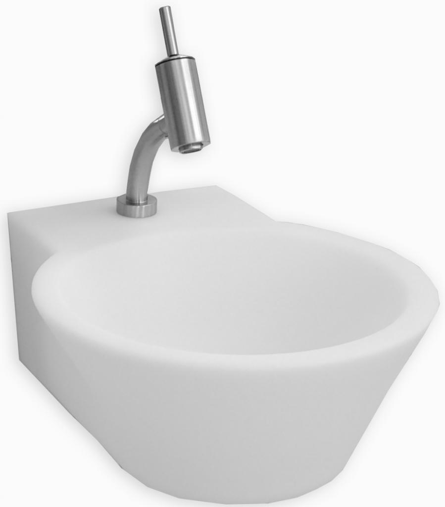 Inredning tvättställ med pelare : Väggmonterade tvättställ frÃ¥n FREESE & BRUNO