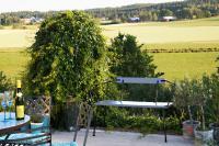 Trädgårdsbänk no1