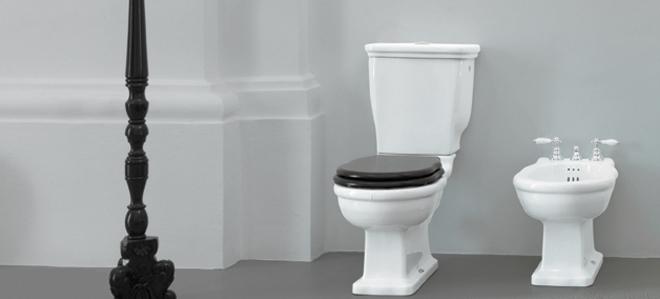 Lyxiga och exklusiva toaletter från FREESE & BRUNO